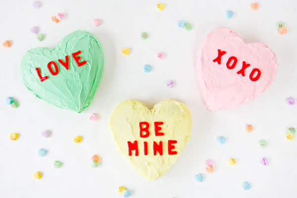 10 Conversation Heart Treats for Valentine's Day