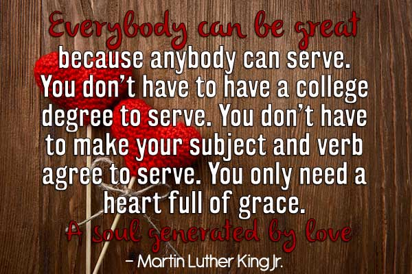 10 Martin Luther King Jr. Quotes that are still relevant today
