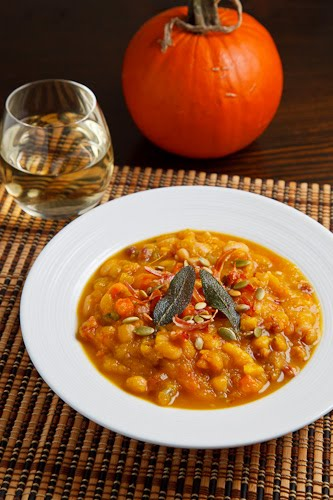 This soup from Closet Cooking will keep you warm as the temperature ...