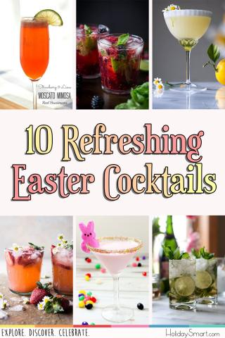10 Refreshing Easter Cocktails