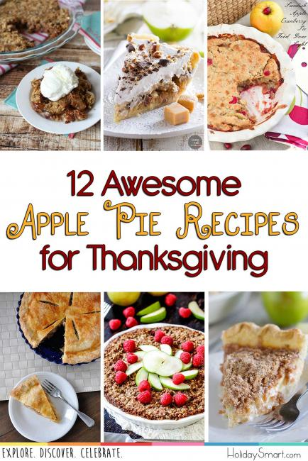 12 Awesome Apple Pie Recipes for Thanksgiving