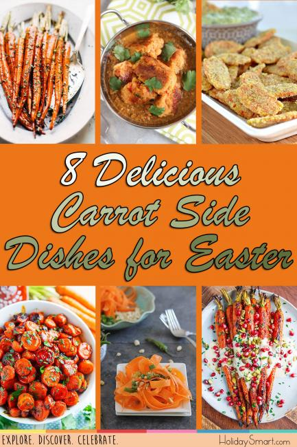 8 Delicious Carrot Side Dishes for Easter