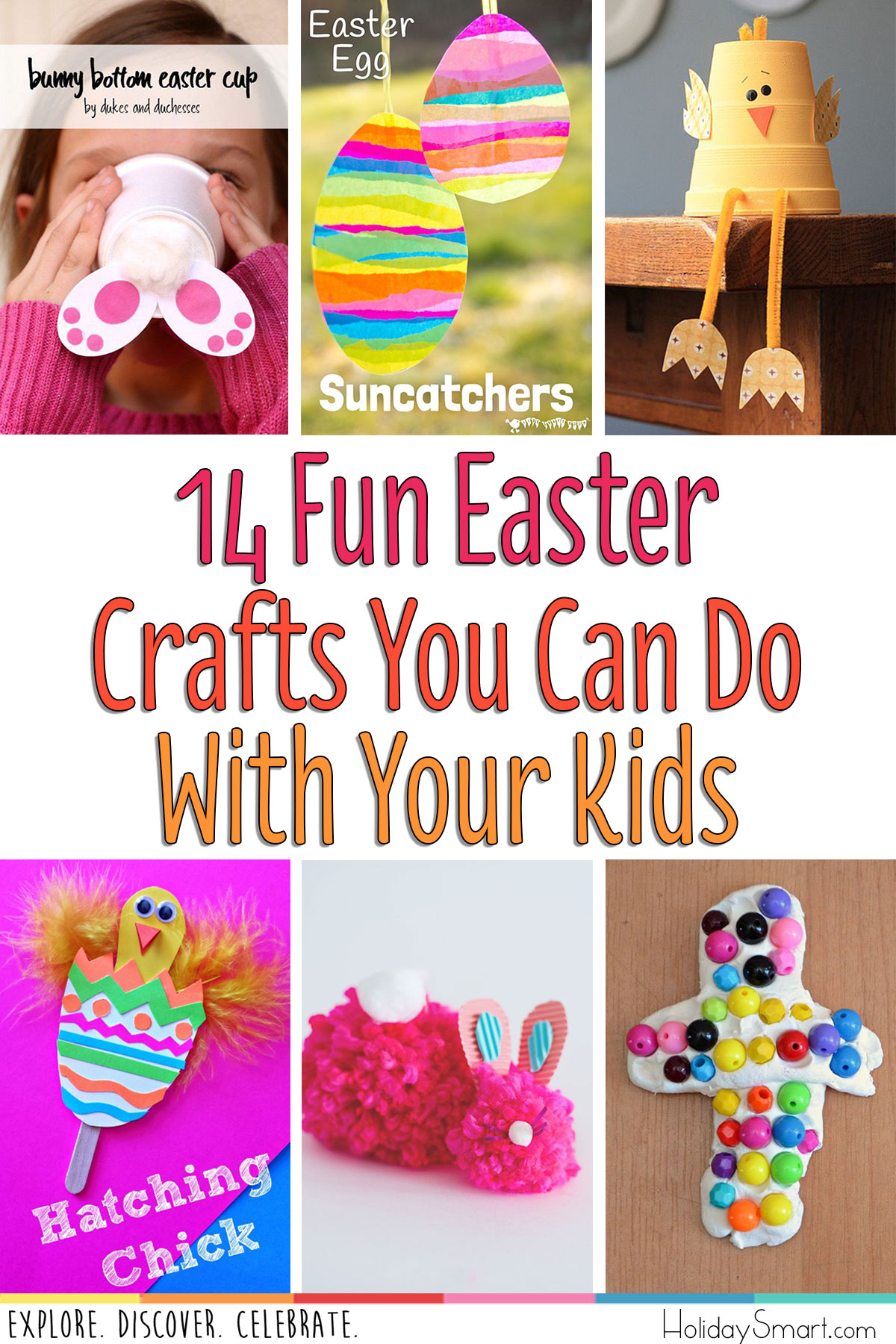 14 Fun Easter Crafts You Can Do With Your Kids