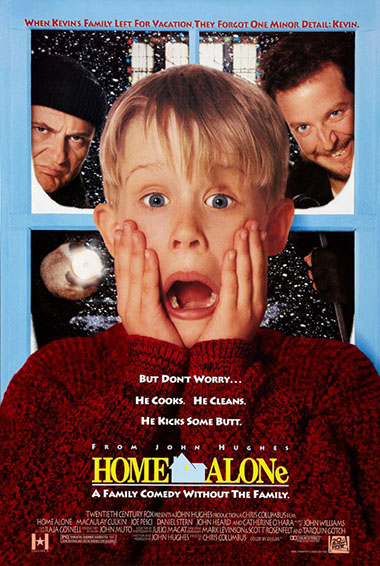 Vacation Movies: Home Alone and Home Alone 2