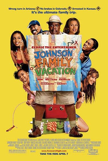 Vacation Movies: Johnson Family Vacation