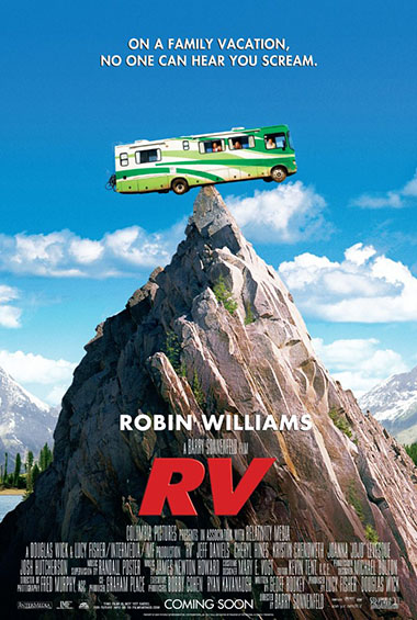 Vacation Movies: RV with Robin Williams