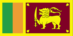 Sri Lanka Independence Day Flag