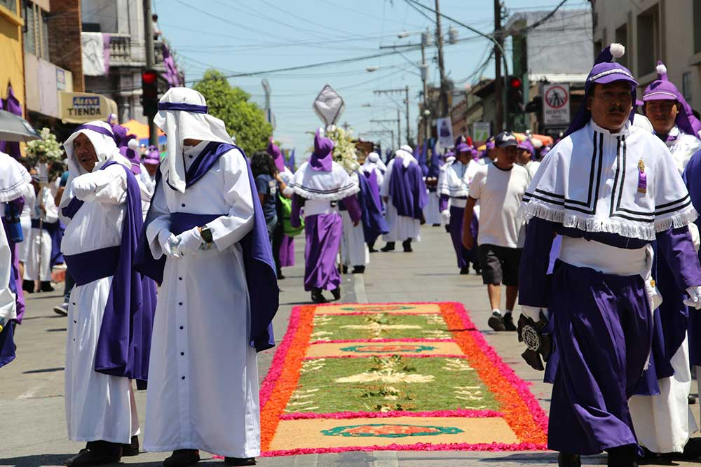 Easter Sunday in Guatemala