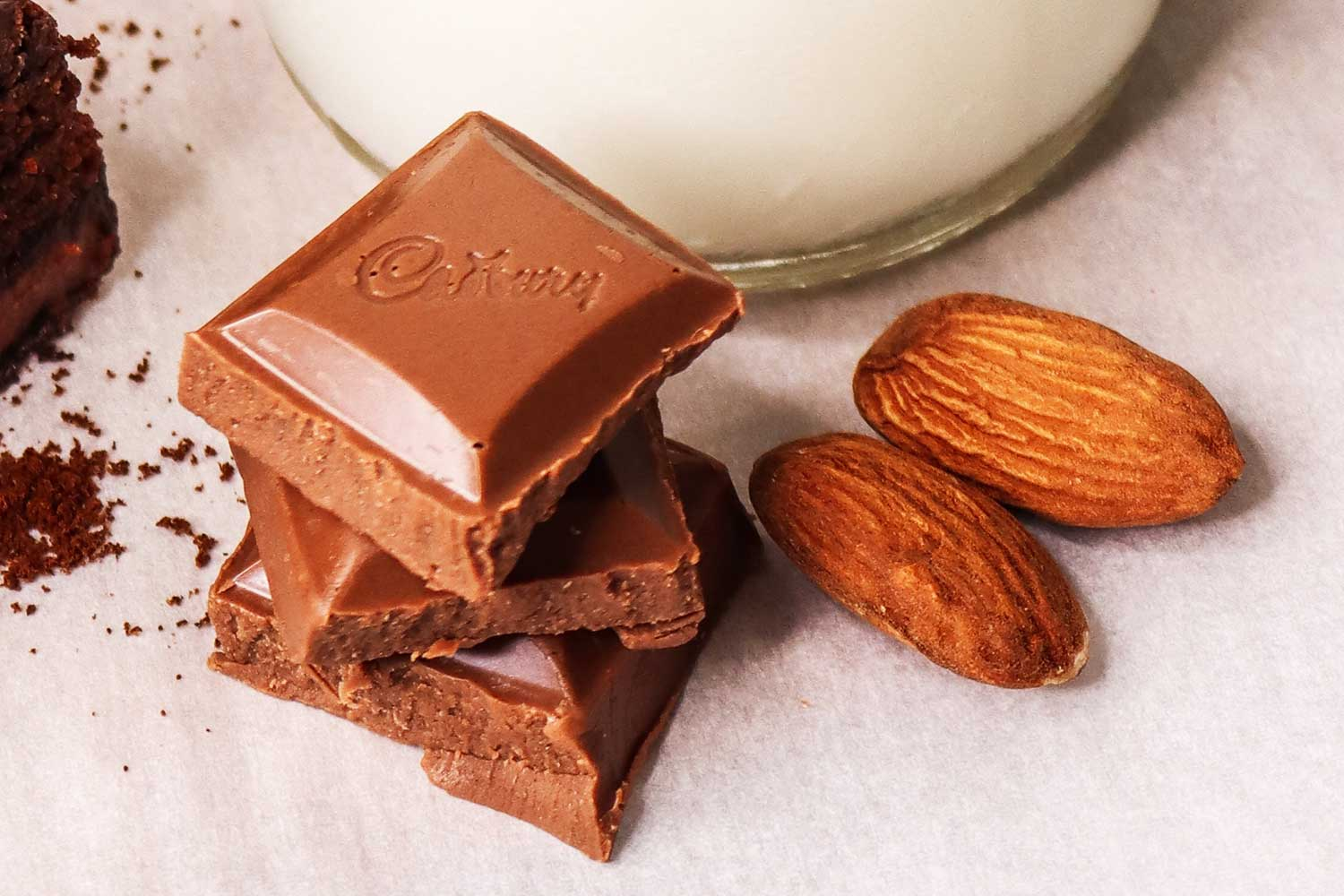 Chocolate with Almonds Day