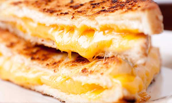 Grilled Cheese Sandwich Day