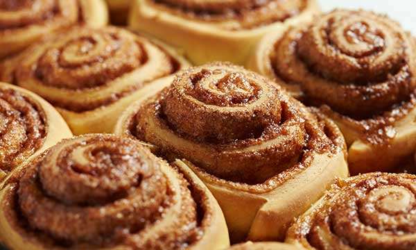 Sticky Buns Day