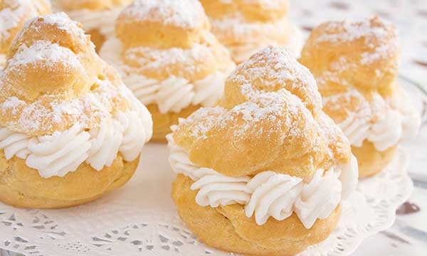 Cream Puff Day