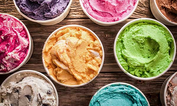 Creative Ice Cream Flavors Day