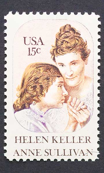 an analysis of a great teacher by anne sullivan The story of how keller's teacher, anne sullivan and teacher: the story of helen keller and anne sullivan macy new seen, deaf but heard (great american.
