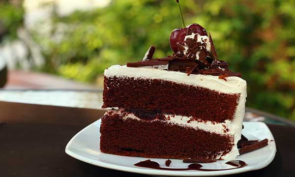 Black Forest Cake Day