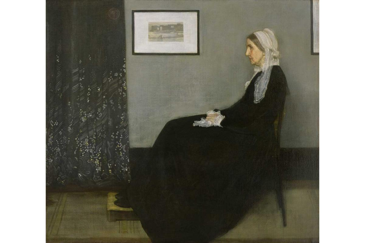 Mother Whistler Day