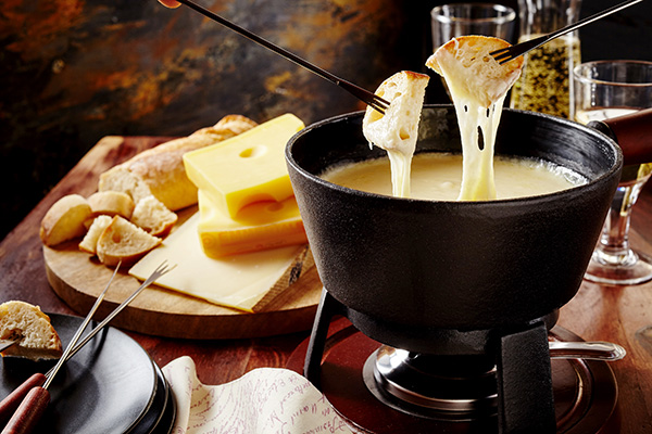 Cheese Fondue Day