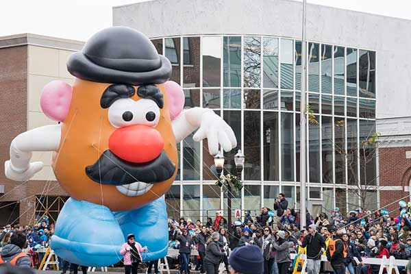 Mr. Potato Head Day
