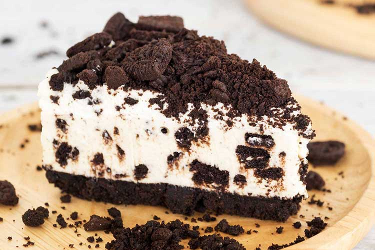 Oreo Cookie Cheesecake Day