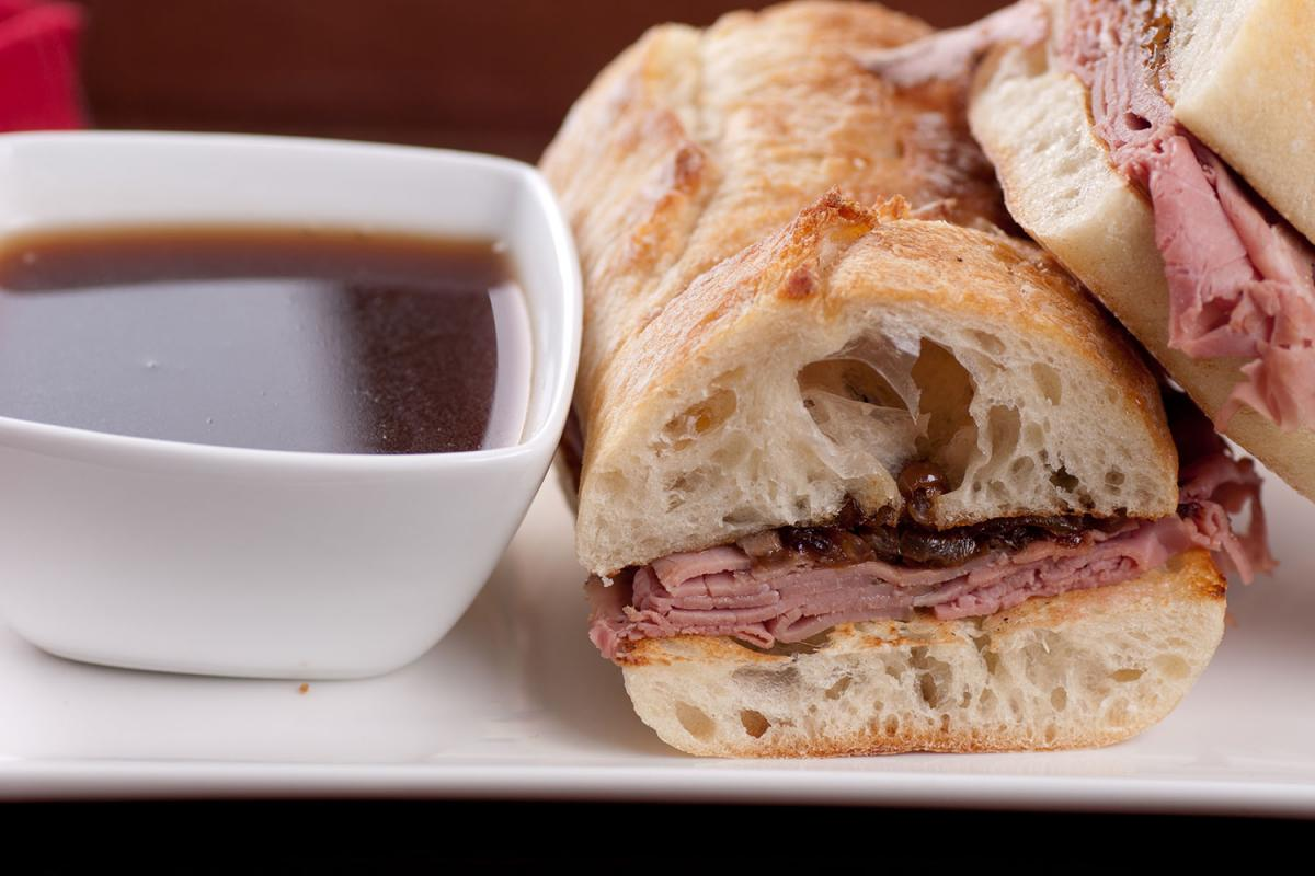 French Dip Day