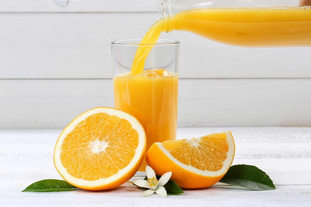 Orange Juice Day