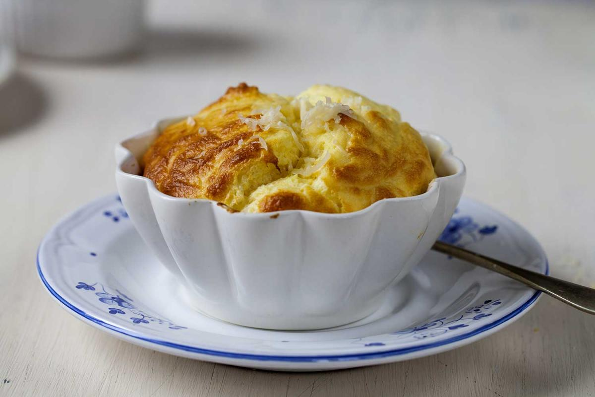 Cheese Soufflé Day