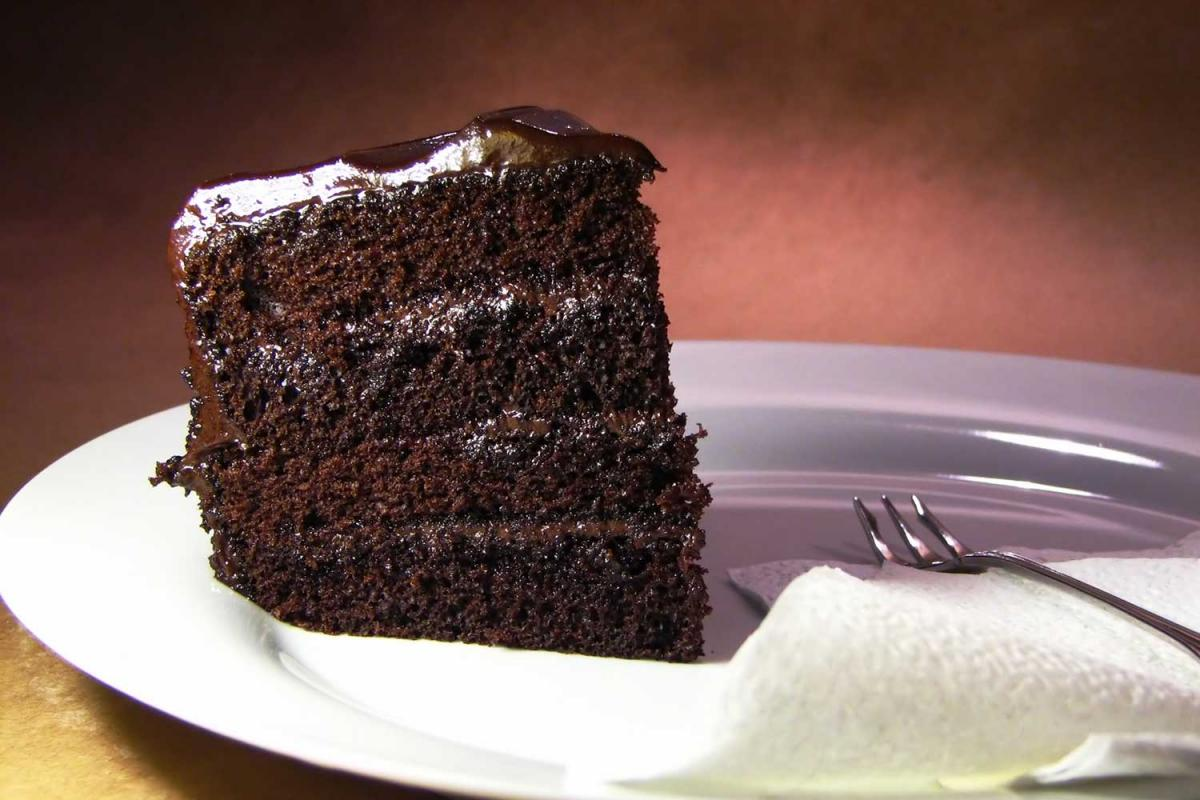 Devil's Food Cake Day