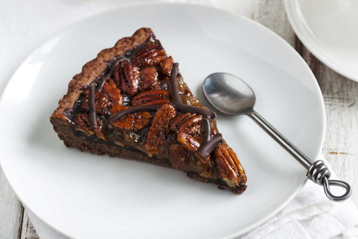 Chocolate Pecan Pie Day