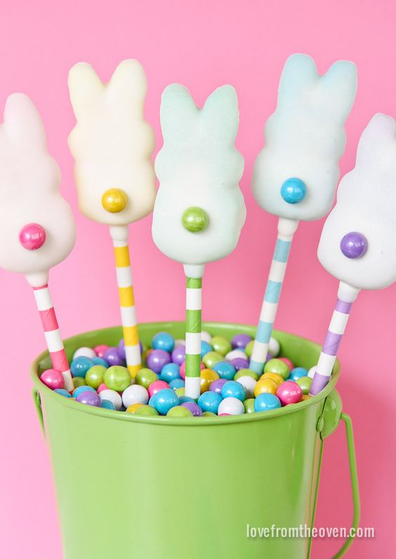 14 Fun Easter Recipes Using Peeps