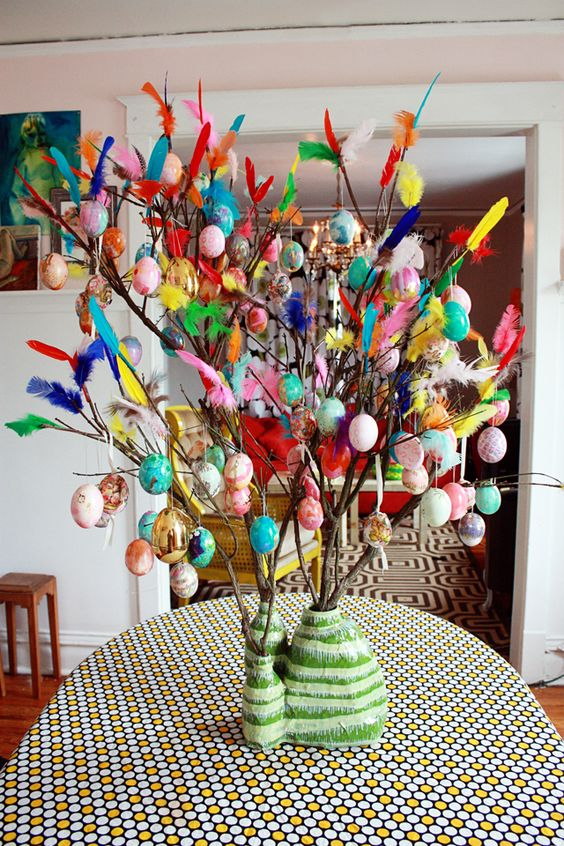 25 DIY Easter Decorations for your House