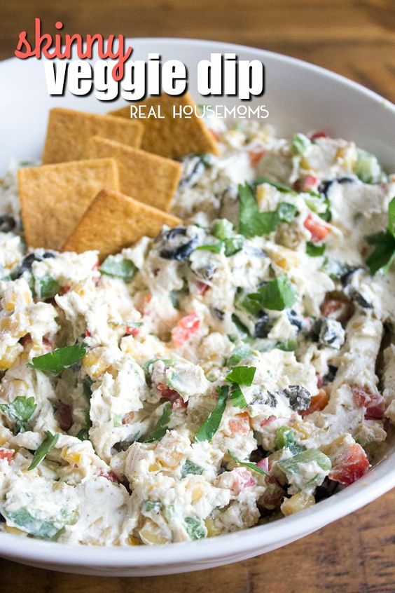 22 Dip Recipes For Your 4th of July Cookout