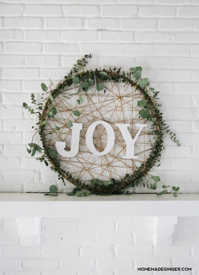 Rustic Christmas Wreaths To Make.30 Beautiful Diy Christmas Wreaths Holiday Smart