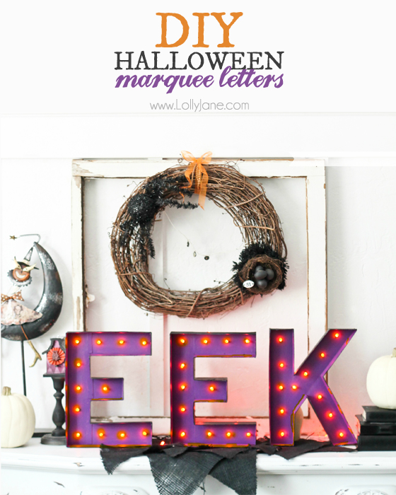 30 Halloween Home Decor DIYs