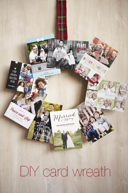 11 Great Ways to Display You Christmas Cards