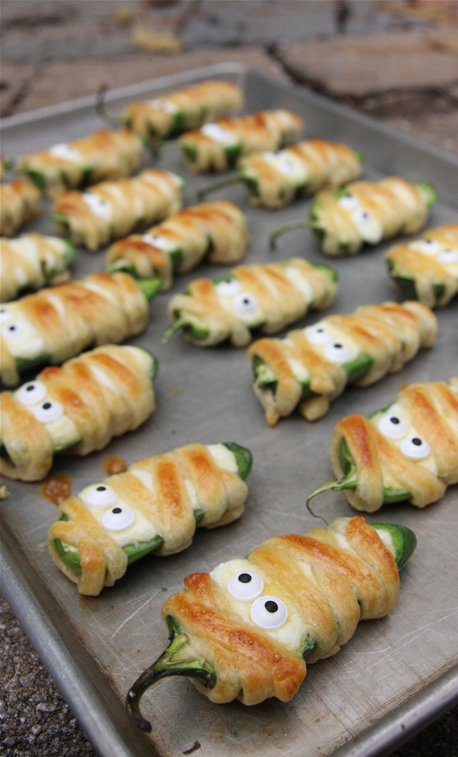 24 perfect halloween appetizers
