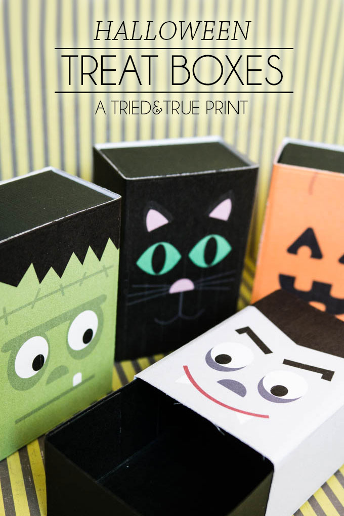 party favors - Diy Halloween Favors