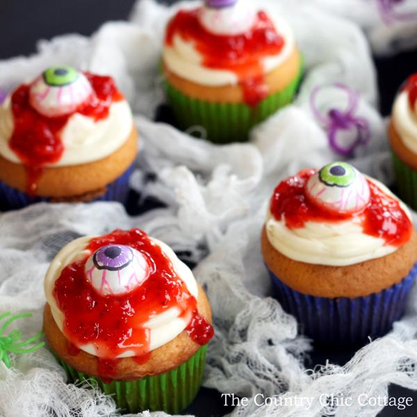 38 Delicious Halloween Cupcakes | HolidaySmart