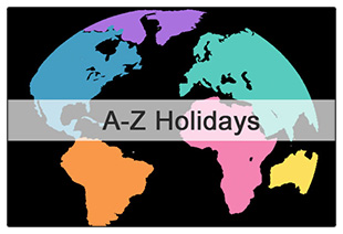 A-Z Holiday Listing