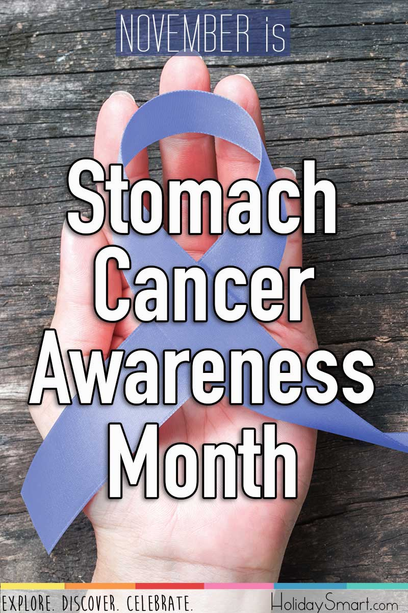 November is Stomach Cancer Awareness Month