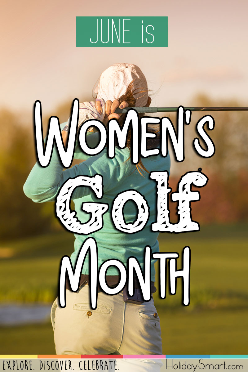 Women S Golf Month Holidaysmart