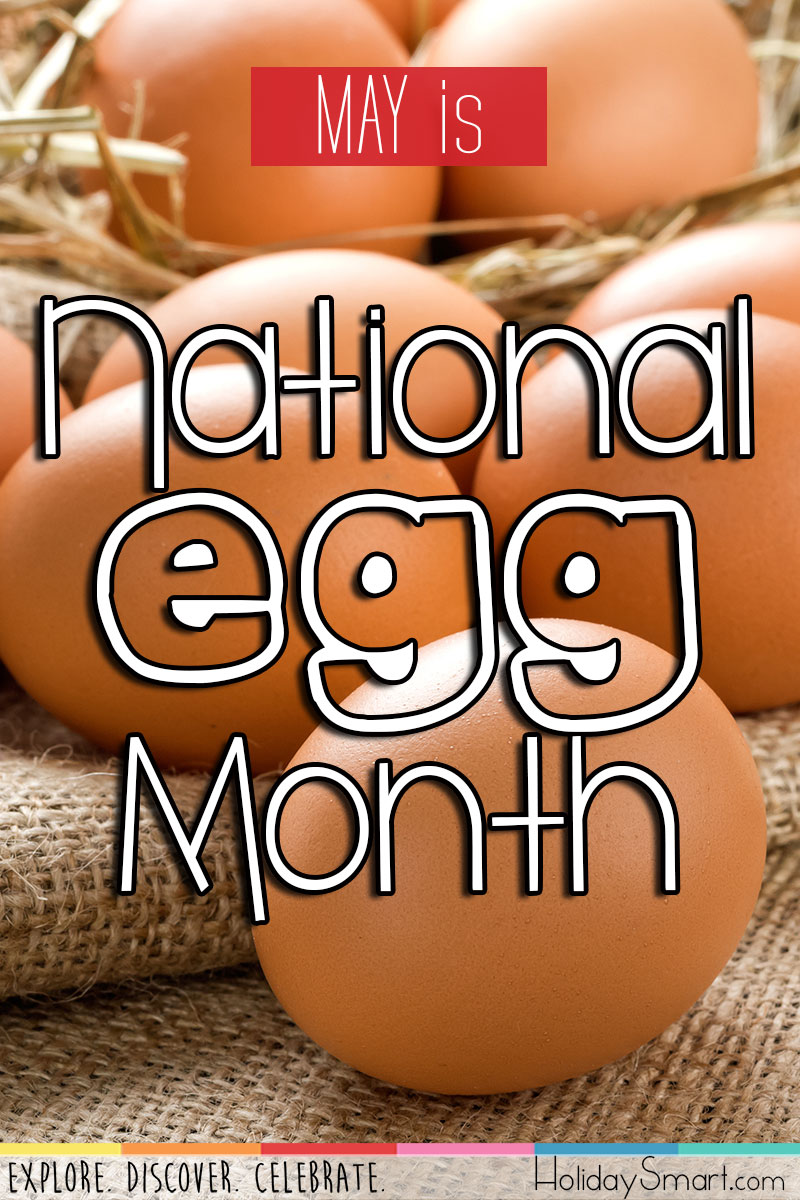May is National Egg Month