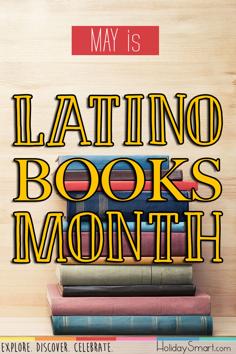 Latino Books Month Holidaysmart
