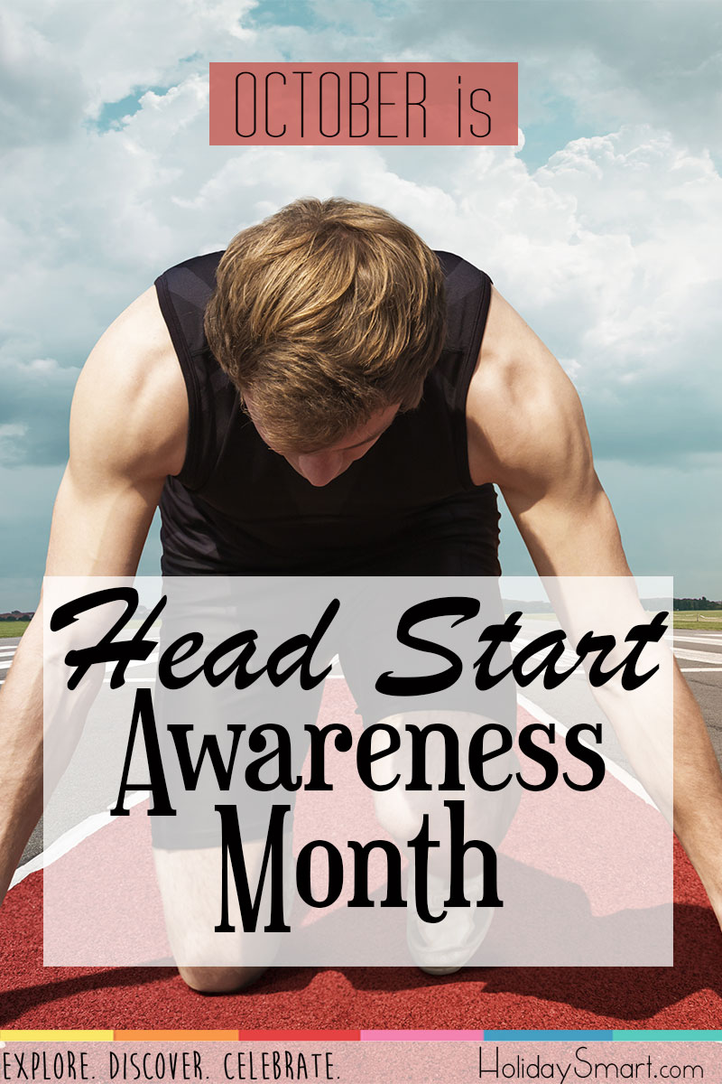 October is Head Start Awareness Month