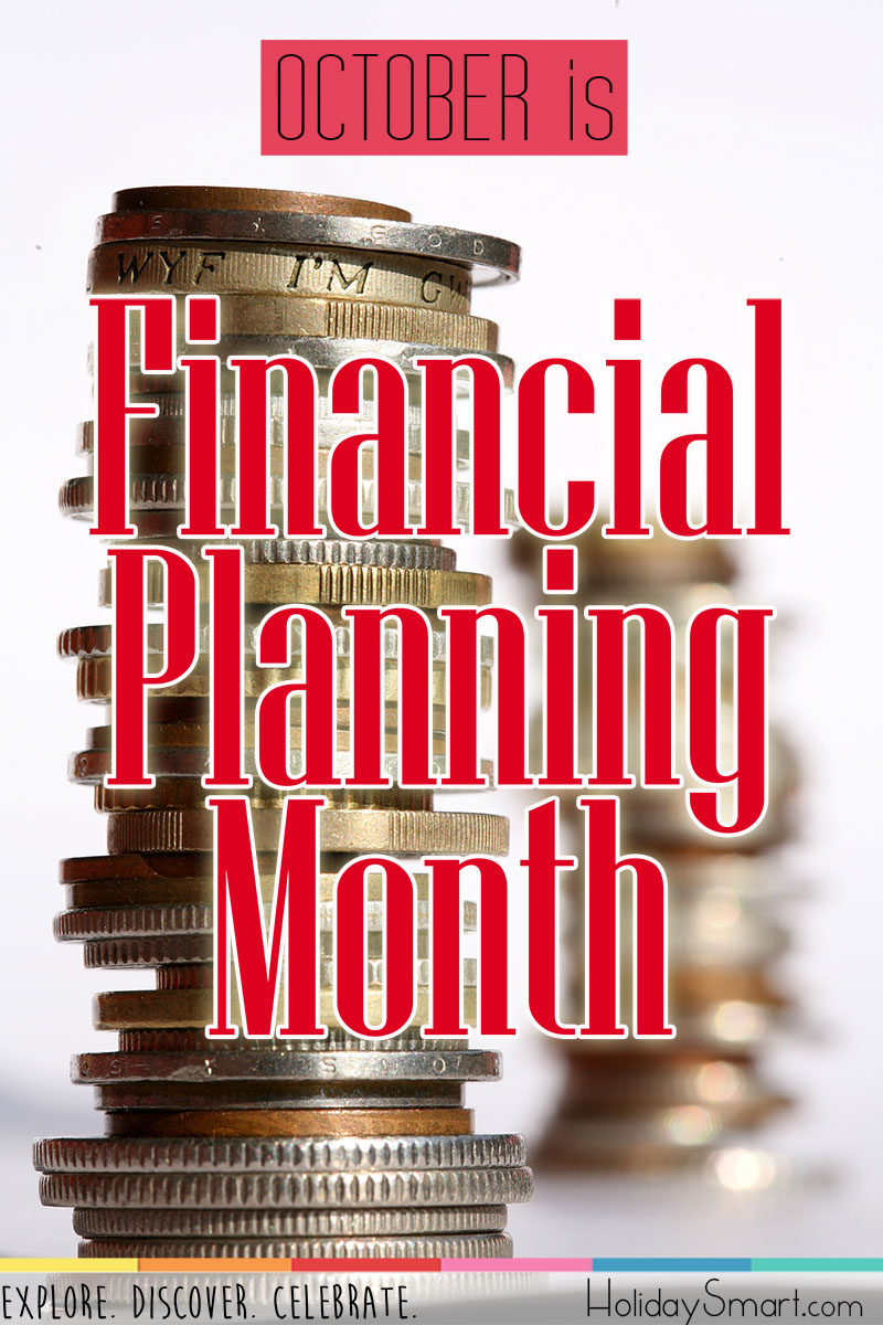 October is Financial Planning Month
