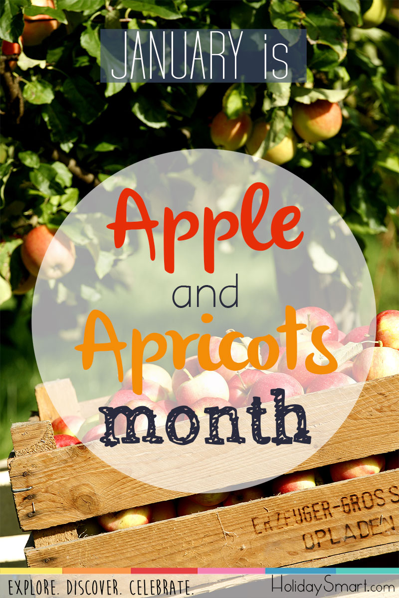 Apple and Apricots Month