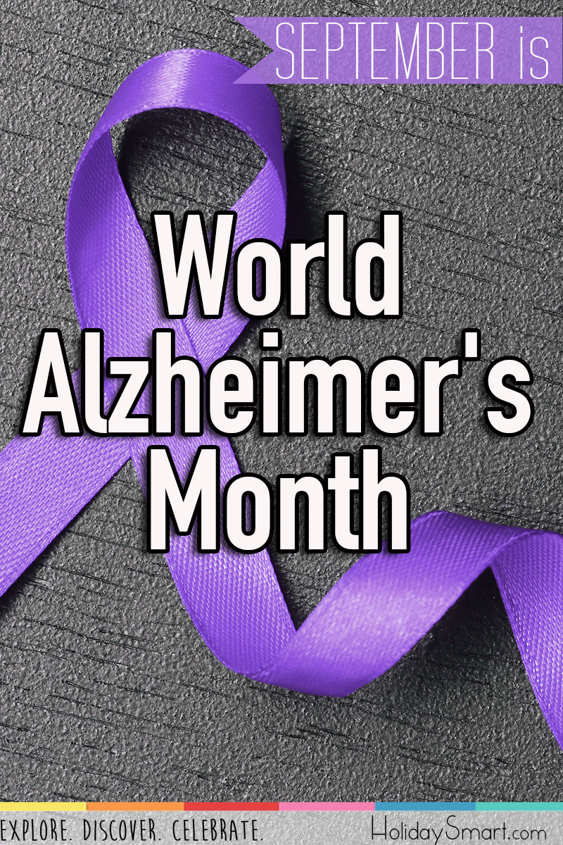 world alzheimer u0026 39 s month
