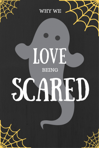 Why we love being scared