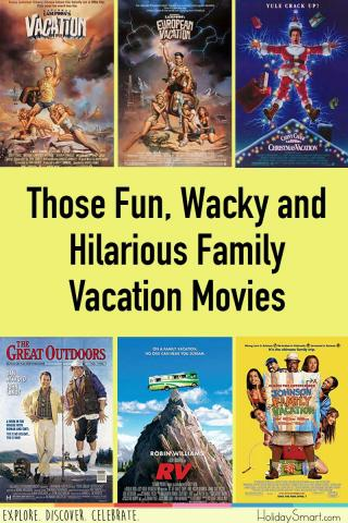 Weird and Wacky Vacation Movies