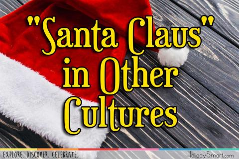 """Santa Claus"" in Other Cultures"
