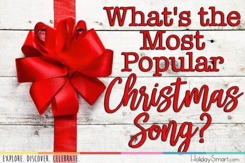 What's the Most Popular Christmas Song?